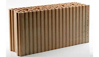 Portherm bricks have high compressive strength