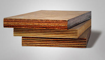 Plywood has very high tensile strength that makes it impact resistant