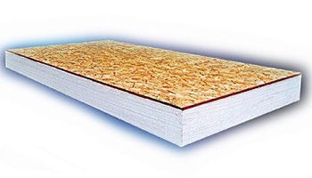 Plywood is a very good thermal and sound insulator