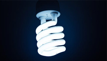 LED light bulbs are long lasting and efficient