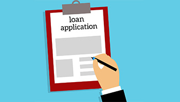 Good financial history is necessary for loan sanction