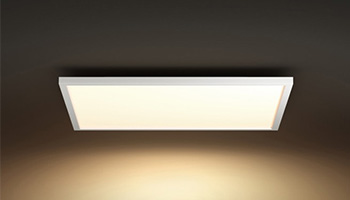 Panel lights are perfect for both commercial and residential buildings