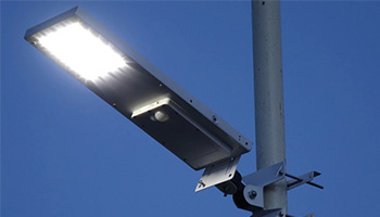 LED parking lights can cover large outdoor spaces