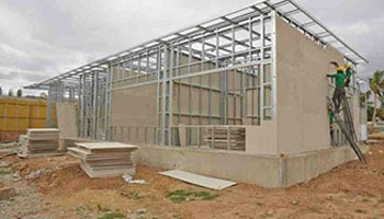 Prefabricated Construction is being implemented more regularly now
