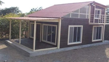 Prefabricated buildings are also designed to be sustainable in the environment