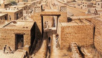 Mohenjodaro City