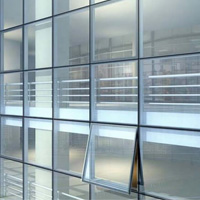 Aluminium Curtain Walls