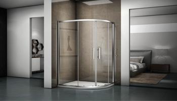 bathroom with modern look