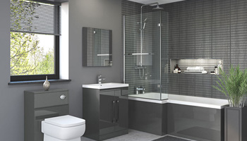 Bathroom design example