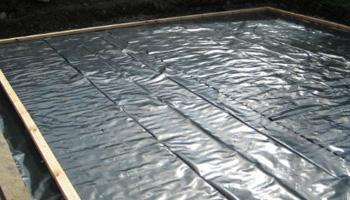 Damp proofing for Floors