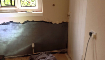 Damp proofing for Walls