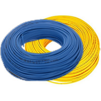 Blue and Yellow wires
