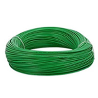 Green wires for Grounding