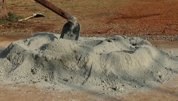 Cement-Sand Mix