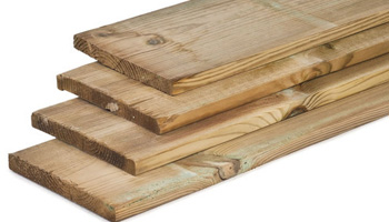 Type of Timber - Plank