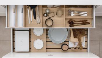Essential accessories for modular kitchen