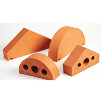 Coping bricks example