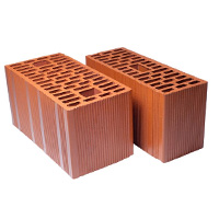 Perforated bricks example