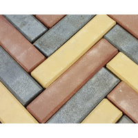 Paving bricks example