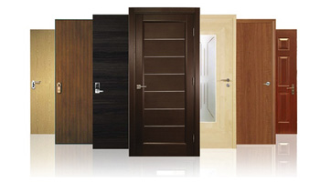 Example of UPVC Door Designs