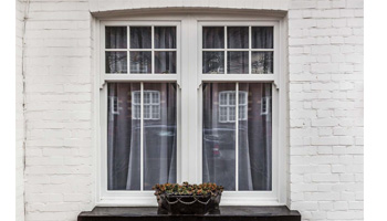 Classic UPVC Window Style