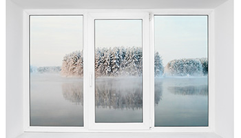 UPVC Window at extreme cold conditions