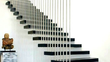 Stainless Steel for Railings