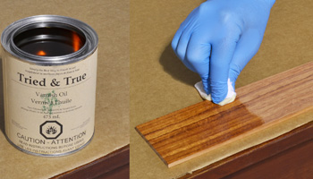 Oil varnishes Examples