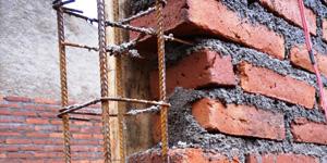 Reinforced Brick Columns