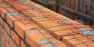Reinforced Brick Lintels
