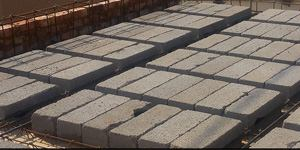 Reinforced Brick Slab