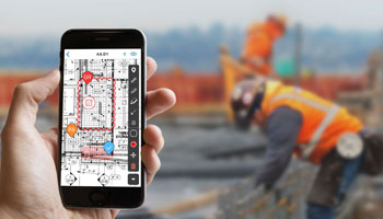Operating using Mobile Technology in Construction