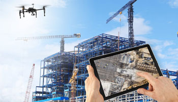 Operating Drones in Construction Industry