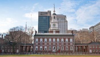 Independence Hall, Pennsylvania