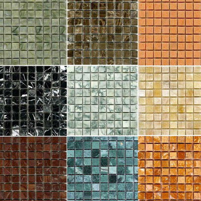 Mosaic Tiles Examples