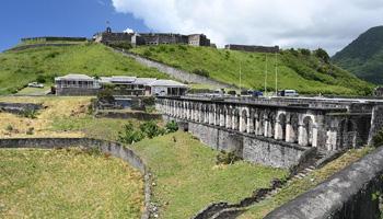 Brimstone Hill Fortress from Seventeenth Century