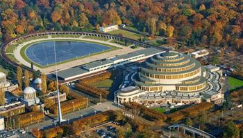Centennial Hall in Wroclaw, Poland